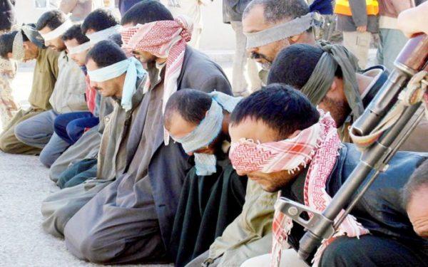 Photo of الاستخبارات العسكرية تقبض على اثنين من الارهابين من ما يسمى جيش دابق وفرقة نهاوند الارهابية في غرب نينوى