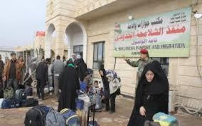 Photo of بالجدول.. موقف إعداد الزوار الوافدين والمغادرين عبر منفذ الشلامجة