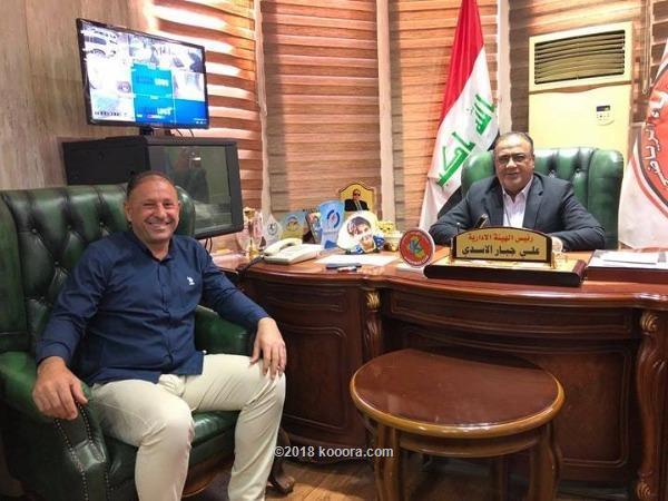 Photo of الكهرباء يتمسك ببقاء المدرب خالد صبار