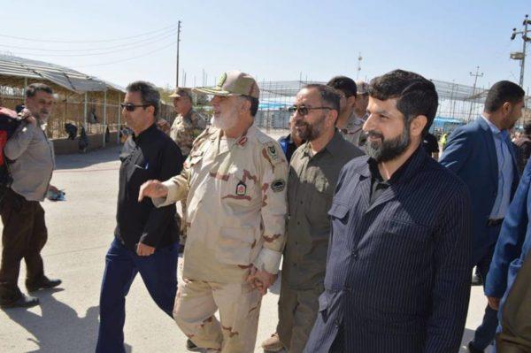 Photo of محافظ خوزستان يشكر جهود الحشد الشعبي في تأمين زيارة الأربعين