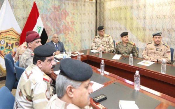 Photo of رئيس الوزراء من العمليات المشتركة: ساحة الإرهاب مشتركة مع سوريا