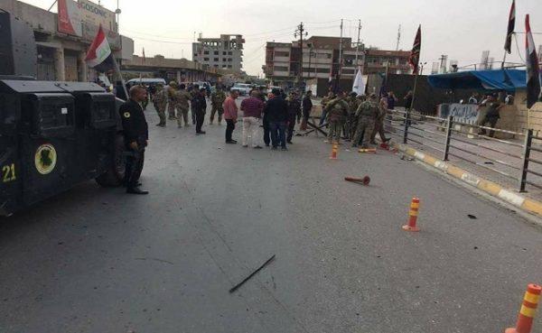 Photo of انفجار عجلة مفخخة في كركوك وانباء عن ضحايا