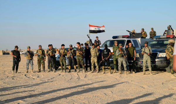 "Photo of العمليات المركزية للحشد تجهز ""الفرات الأوسط"" بقوات إضافية وطائرات مسيرة"