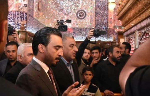 Photo of الحلبوسي : ثورة الإمام الحسين عليه السلام نبراسا يضيء دروب السائرين نحو مسيرة الإصلاح