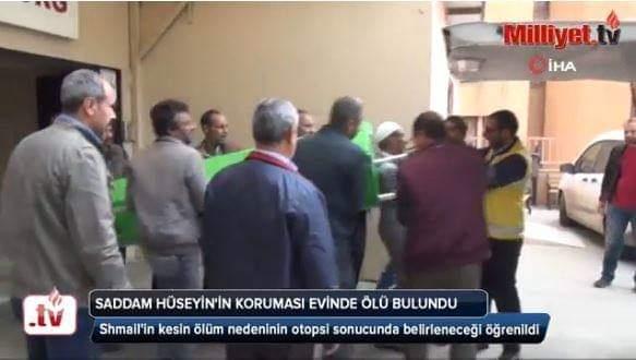 Photo of العثور على أحد حراس صدام حسين ميتا بمنزله في تركيا