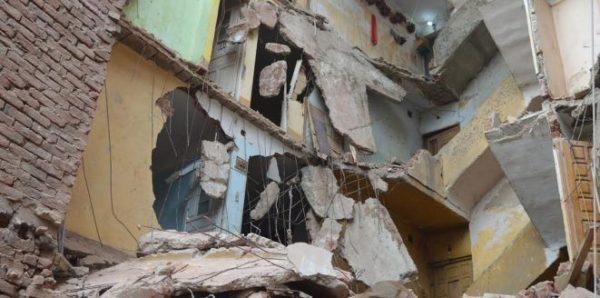 Photo of انهيار مبنى في العاصمة البحرينية ووقوع عدد من الإصابات
