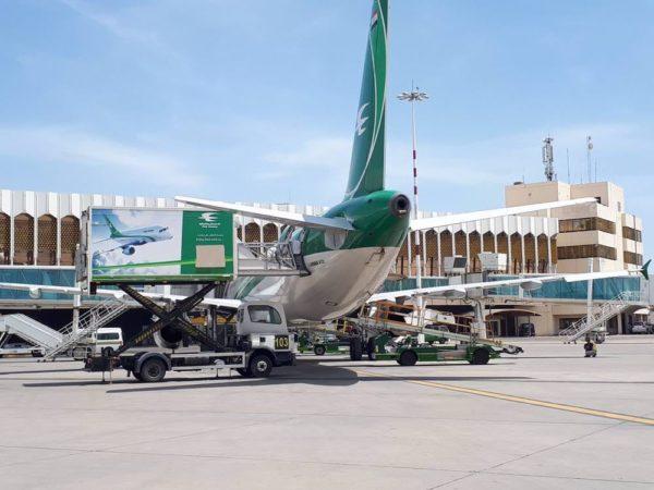 Photo of الخطوط الجوية العراقية : تنهي استعداداتها لنقل زائري اربعينية الامام الحسين (عليه السلام) جوا