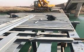 Photo of إعادة وتأهيل جسرين جنوبي الرمادي لفك الاختناقات المرورية