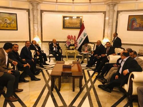Photo of عاجل.. تكليف عبد المهدي بتشكيل الحكومة