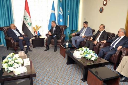 Photo of رئيس الوزراء المكلف: سنعمل جاهدين لخدمة جميع المحافظات والمكونات