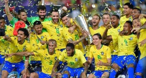 Photo of البرازيل بطلا لكأس سوبر كلاسيكو