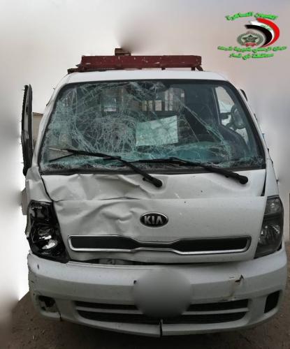 Photo of ذي قار.. مصرع وإصابة ثلاث زوار بحادث سير والقبض على سائق العجلة
