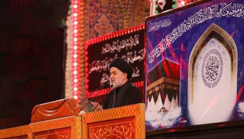 Photo of نص خطبة الجمعة للمرجعية الدينية العليا في النجف الأشرف