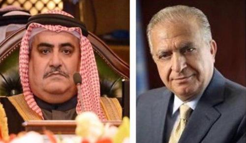 Photo of وزير الخارجية يتلقى اتصالا هاتفيا من نظيره البحريني