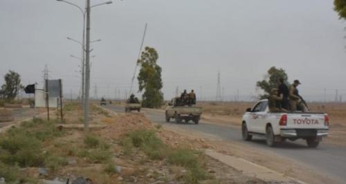 Photo of الحشد الشعبي والقوات الأمنية يطلقان المرحلة الثانية من عمليات ثأر الشهداء شرق صلاح الدين