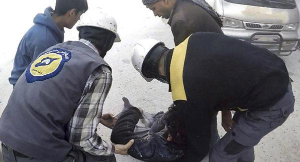 """Photo of روسيا: """"الخوذ البيضاء"""" فرع لـ """"النصرة"""" ويعملون على تنفيذ استفزازات جديدة في سورية"""