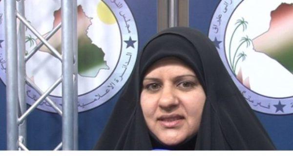 Photo of نائبة تطالب بفتح تحقيق بشأن قرار إلغاء زيادة رواتب الحشد من قبل حكومة العبادي