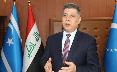 Photo of الصالحي :منصب نائب رئيس الجمهورية من استحقاق التركمان