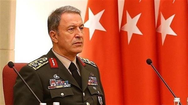 """Photo of وزير الدفاع التركي: نتطلع لوقف واشنطن دعمها لتنظيم """"ي ب ك"""""""