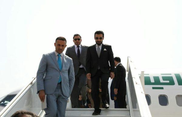 Photo of الحلبوسي يتوجه اليوم إلى قطر