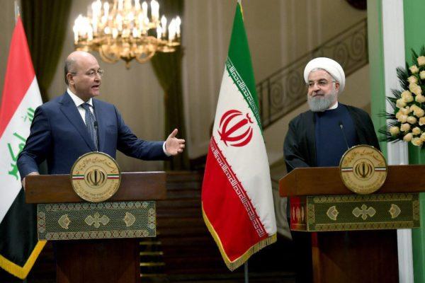 Photo of رئيس الجمهورية من إيران : نريد ان يكون العراق ساحة للتلاقي الإيجابي للمصالح المشتركة