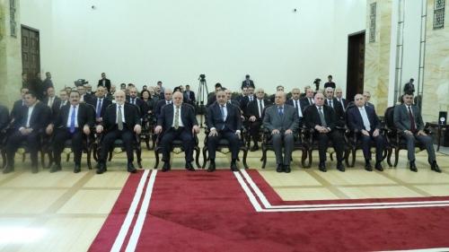 Photo of رسميا.. إحالة العبادي وحكومته الى التقاعد