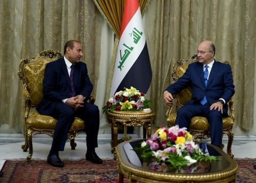 Photo of صالح لمحافظ بغداد : ضرورة اعادة الوجه المشرق للعاصمة بما يليق وتاريخها العريق