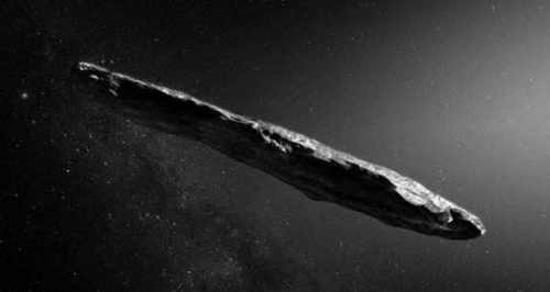 Photo of جسم غريب مرّ بجانب الأرض يثير حيرة العلماء
