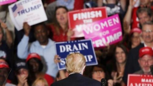 Photo of صحيفة بريطانية: الانتخابات بينت الشرخ في المجتمع الأمريكي
