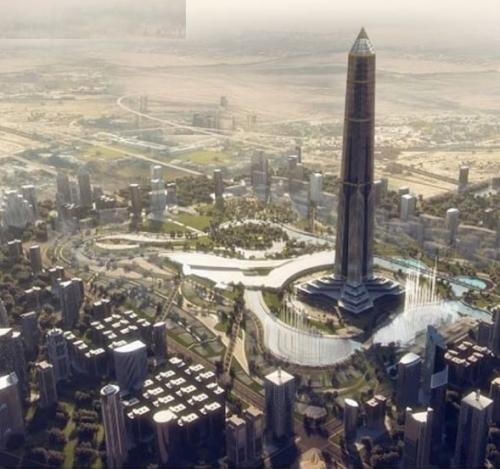 Photo of برج مصري أعلى من برج خليفة