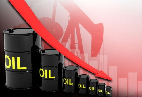 Photo of هبوط في أسعار النفط العالمية