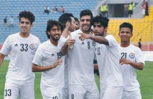 Photo of الزوراء يتغلب على السماوة في دوري الكرة