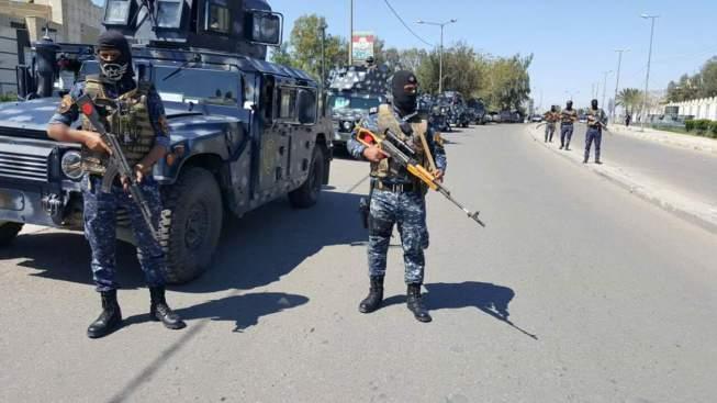 Photo of الشرطة الاتحادية تعلن القبض على احد المطلوبين بقضايا إرهابية وتعثر على 3 أنفاق ووكر في كركوك