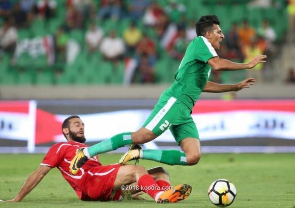 Photo of تعليق فلسطيني على مباراة العراق.. وهذه مكاسبها