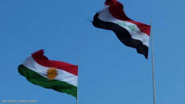 Photo of وفد كردي رفيع المستوى يزور بغداد
