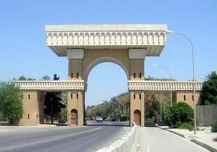 Photo of إطلاق صفارات الإنذار بالمنطقة الخضراء في بغداد بعد سماع دوي انفجار