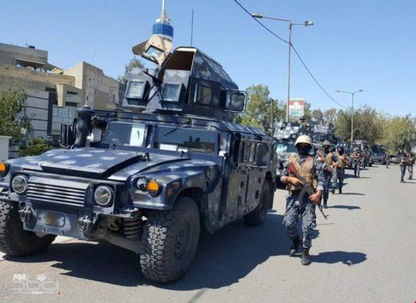 Photo of الشرطة الاتحادية ترفع 3 سيطرات جديدة جنوب بغداد