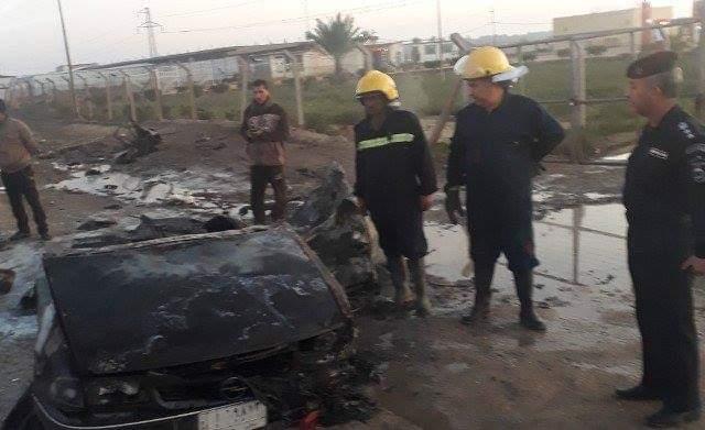 Photo of مقتل خمسة اشخاص بحادث مروري قرب جامعة بابل