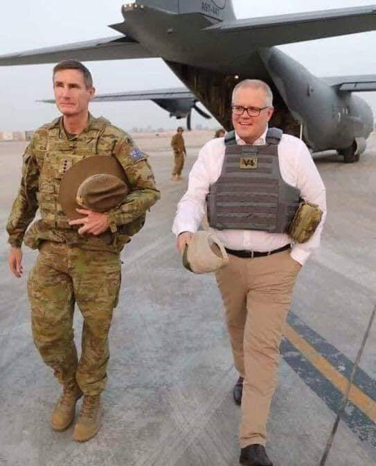 Photo of رئيس الوزراء الاسترالي يزور العراق دون علم الحكومة العراقية