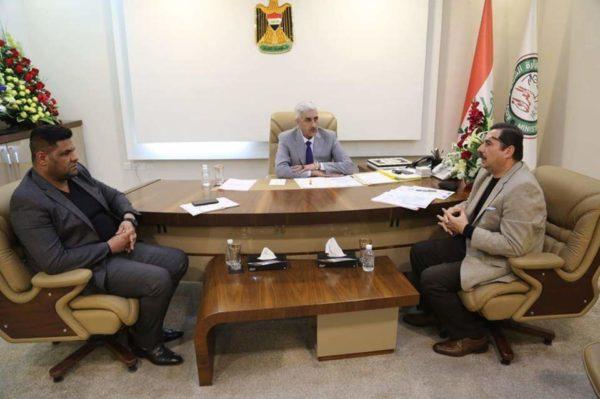 Photo of وزارة الشباب والرياضة تبدأ تحضيراتها لاستقبال مشروع بغداد عاصمة الشباب العربي