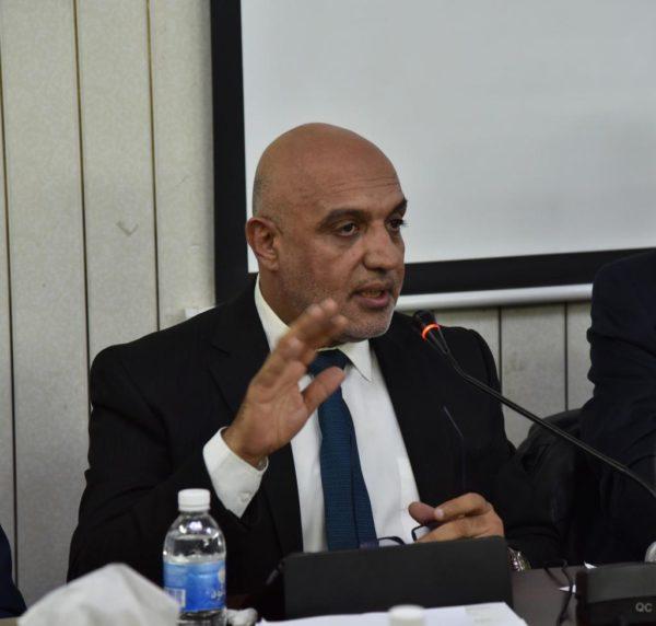Photo of وكيل الوزارة للشؤون الإدارية يؤكد انسجام المنهاج الحكومي مع تطلعات التعليم العالي