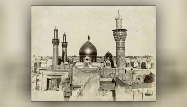 Photo of تعرف على المنارة الثالثة في مرقد الامام الحسين واسباب تهديمها