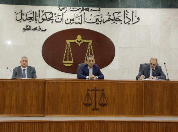 Photo of رئيس مجلس القضاء الأعلى يلتقي قضاة النزاهة ويبحث تطوير آليات مكافحة الفساد