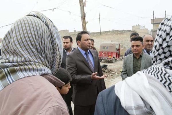 Photo of الكعبي يؤكد على الاسراع باستكمال عملية اكساء الطرق التابعة لمدينة الصدر