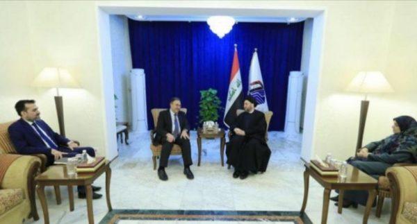 Photo of الحكيم يشدد على وزير الكهرباء ضرورة توفير طاقة مستمرة للمواطنين والاهتمام بالبصرة