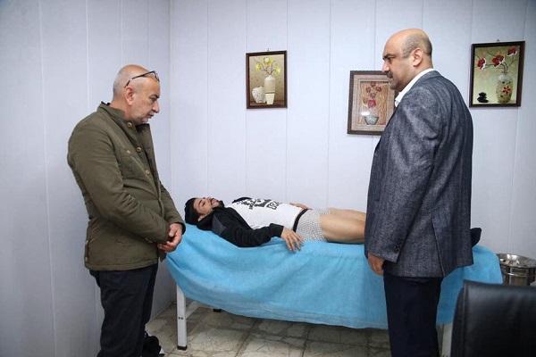 Photo of بالصور .. المنتخب الوطني يخضعون لفحص طبي متقدم قبل أمم آسيا