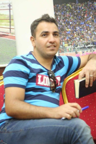 "Photo of كتب الصحافي الرياضي عمار شواي مقال بعنوان ""فوضى"""