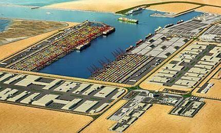 Photo of النقل تعلن إنجاز الكاسر الشرقي لميناء الفاو بالكامل
