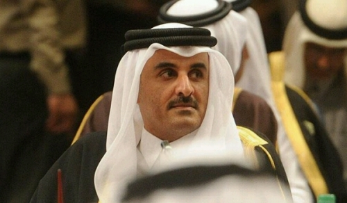 Photo of صحيفة تكشف موقف أمير قطر من السفر إلى الرياض