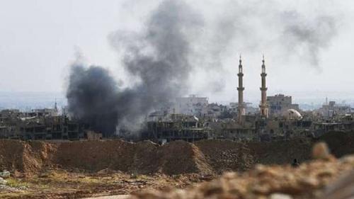 Photo of داعش يخسر آخر موقع له في سوريا قرب حدود العراق